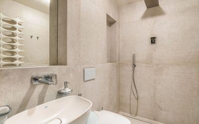 Moderní koupelna  Praha
