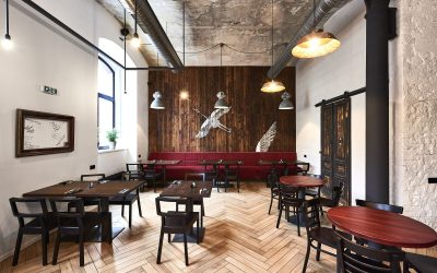 Restaurace Hong Kong Karlín Praha