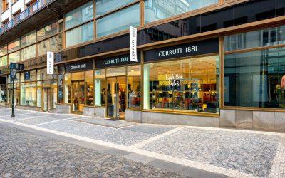 Prodejna Cerruti 1881  Praha