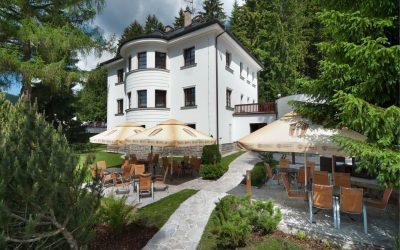 Hotel a wellness Bedřiška Špindlerův Mlýn