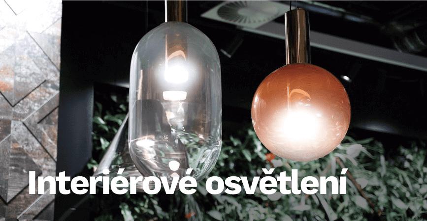 Osvětlení do interiéru Soukup Experience