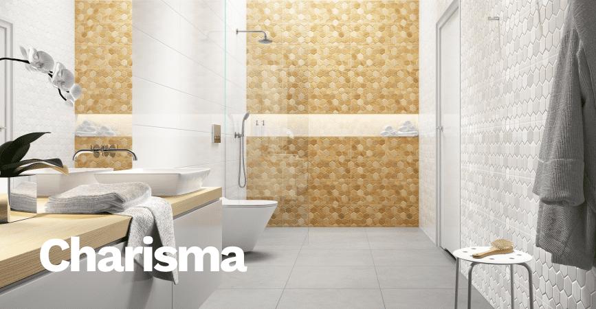Inspirace moderní koupelny Charisma