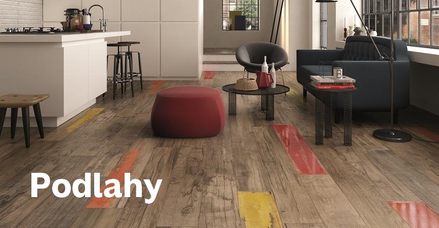 Inspirace luxusní podlahy Soukup Experience