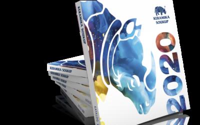 Nový katalog Keramika Soukup 2020 vychází!
