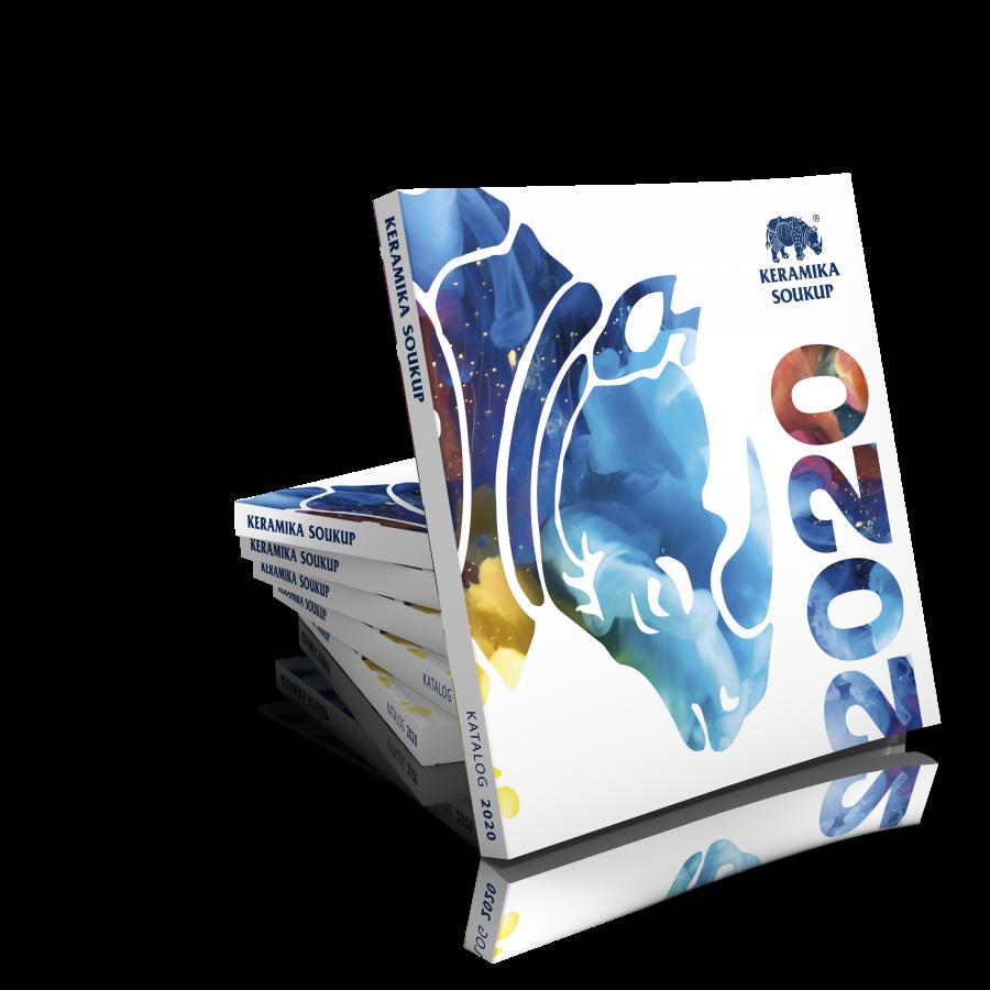 Stažení katalogu KERAMIKA SOUKUP 2020 v PDF