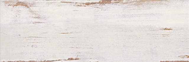 světlý obklad NOSTALGIA White imitující dřevo