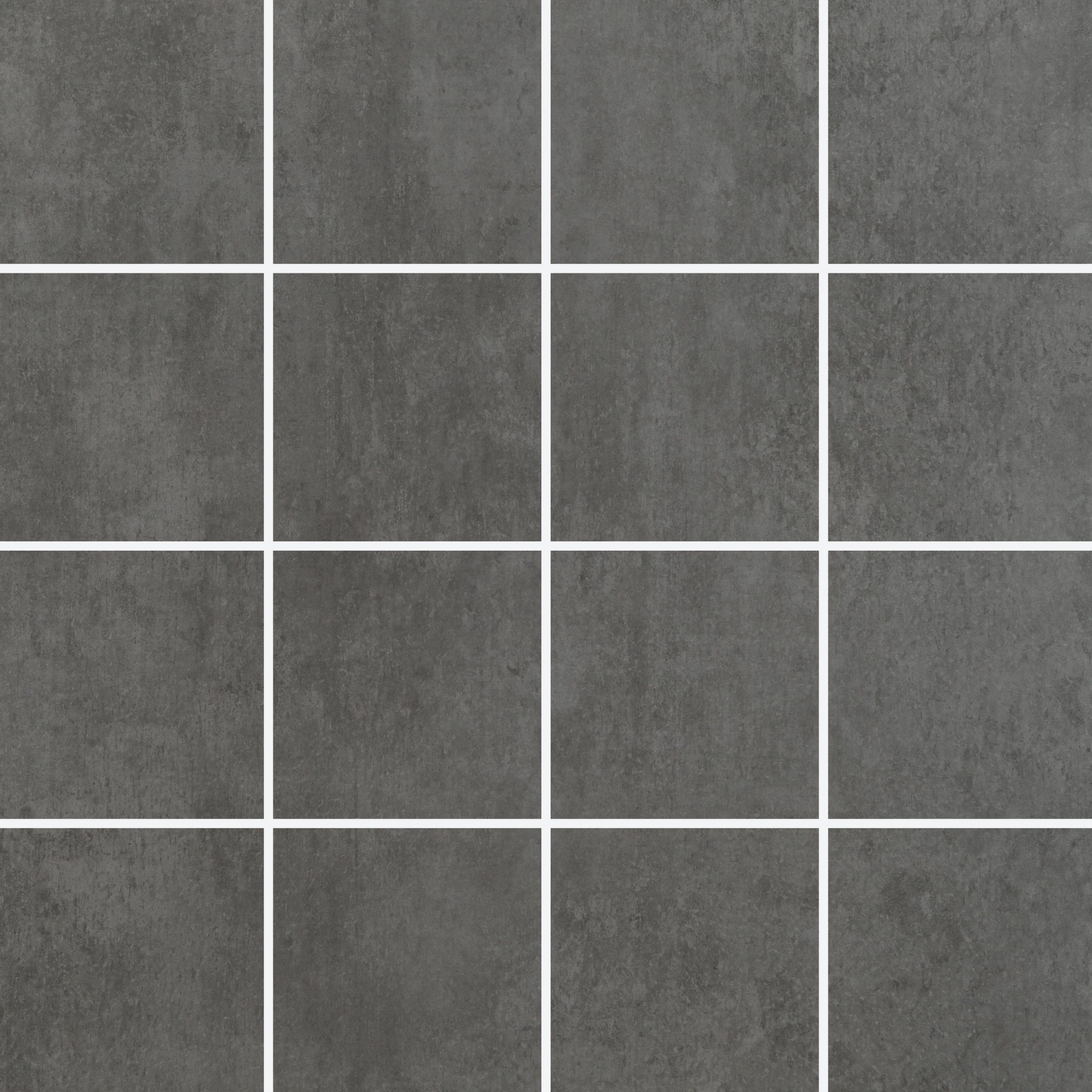 kostičková mozaika v šedé barvě NORWICH Gris