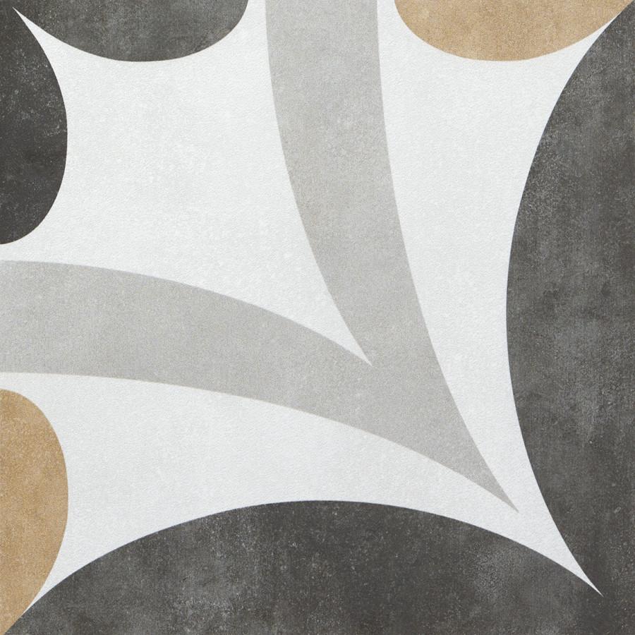 Matný dekor VEINTE chico2 20x20 cm