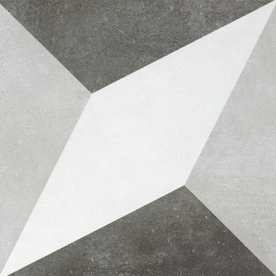 Matný dekor VEINTE chico3 20 x 20 cm