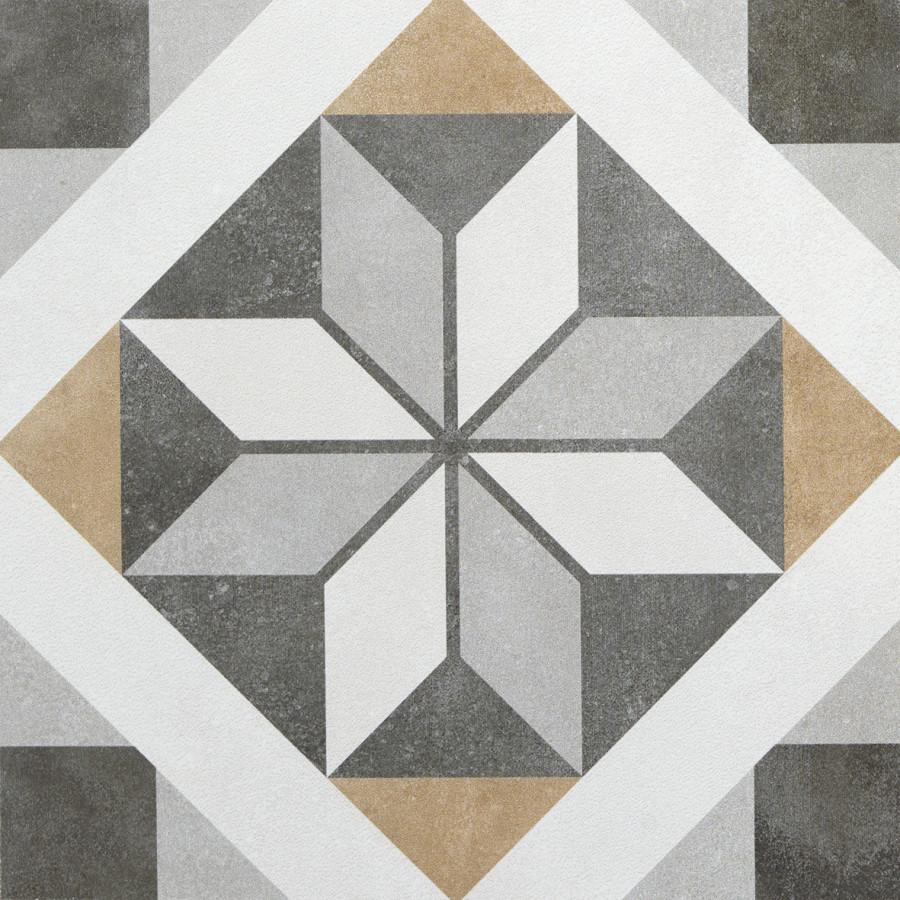 Matný dekor VEINTE chico4 20 x 20 cm