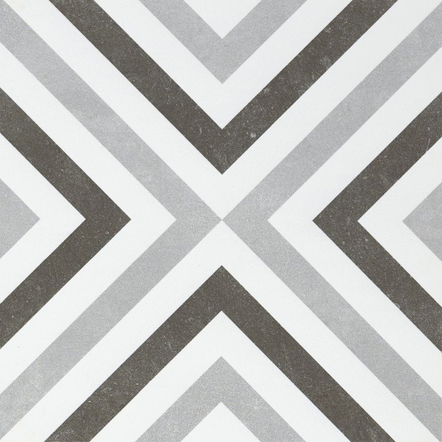 Matný dekor VEINTE DN01 20 x 20 cm