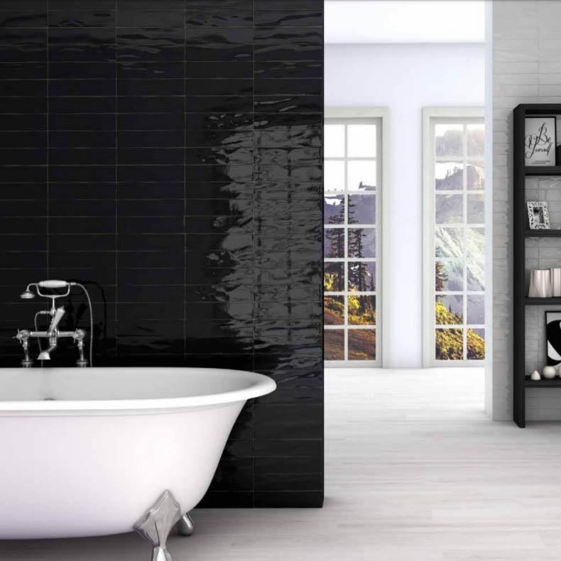 Série koupelnových obkladů série BRONX