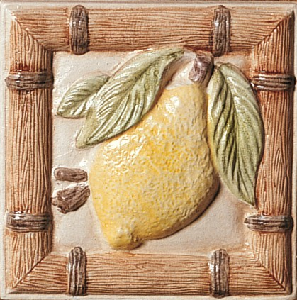 Kuchyňský dekor PETRAIA Fructis MIX BE/BI/AL citrus