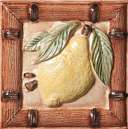 Kuchyňský dekor PETRAIA Fructis MIX OC/CO/RO - citrus