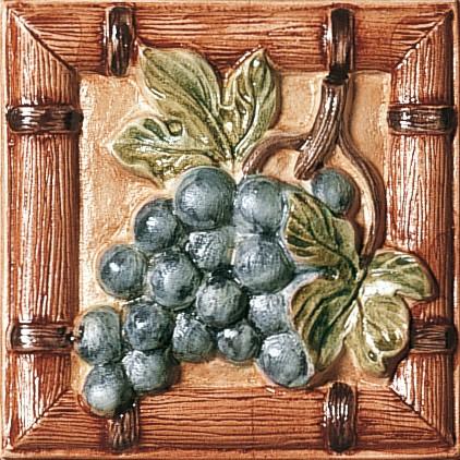 Kuchyňský dekor PETRAIA Fructis MIX OC/CO/RO - grape