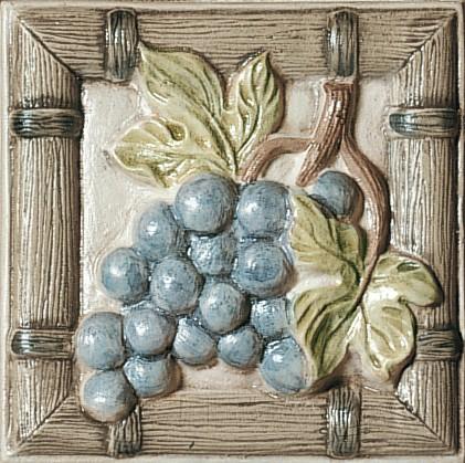 Kuchyňský dekor PETRAIA Fructis MIX VE/NE GRAPE