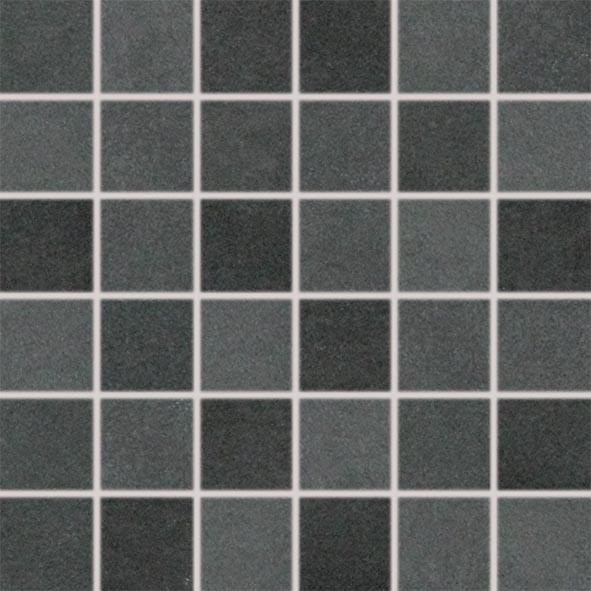 Mozaika EXTRA, 30 x 30 cm, Černá