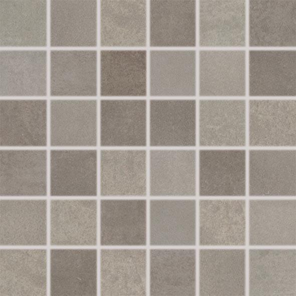 Mozaika EXTRA, 30 x 30 cm, Hnědo - šedá