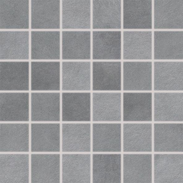 Mozaika EXTRA, 30 x 30 cm, Tmavě - šedá