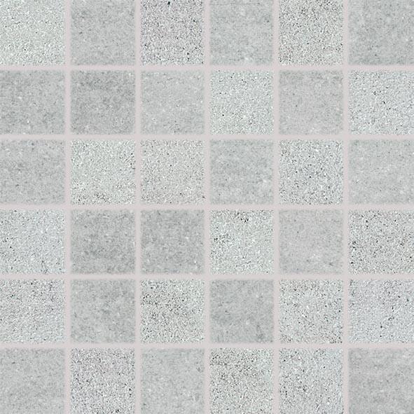 Mozaika imitace betonu CEMENTO, 5 x 5 cm, Šedá