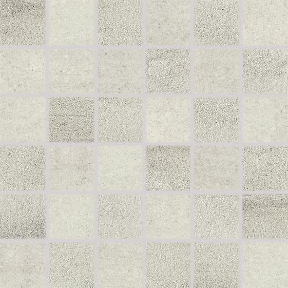 Mozaika imitace betonu CEMENTO, 5 x 5 cm, Šedo-béžová