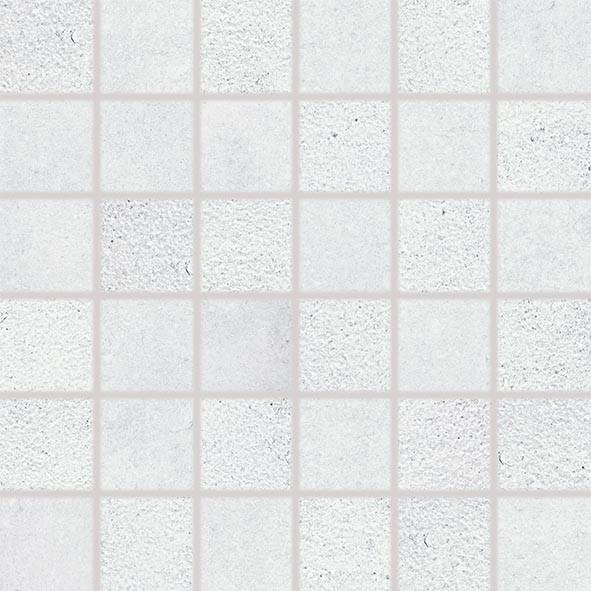 Mozaika imitace betonu CEMENTO, 5 x 5 cm, Světle šedá