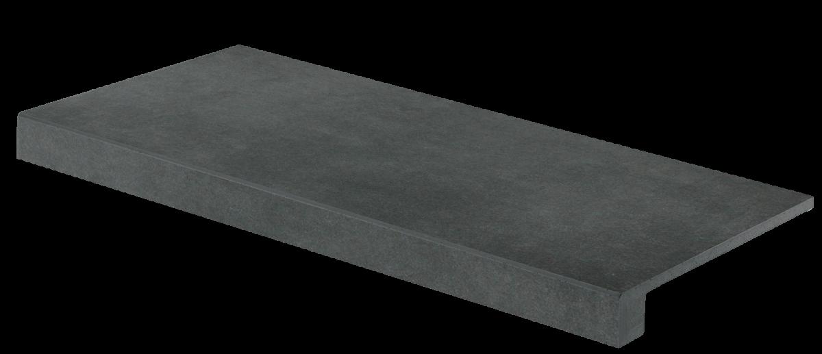 Schodová tvarovka EXTRA, 40 x 80 cm, Černá
