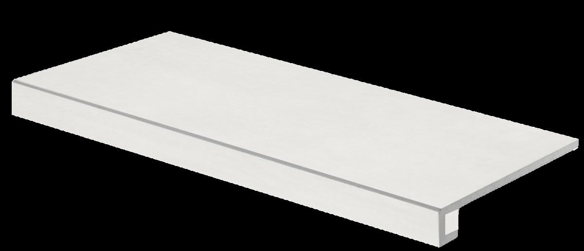 Schodová tvarovka EXTRA, 40 x 80 cm, Bílá