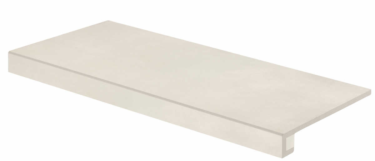 Schodová tvarovka EXTRA, 40 x 80 cm, Slonová kost