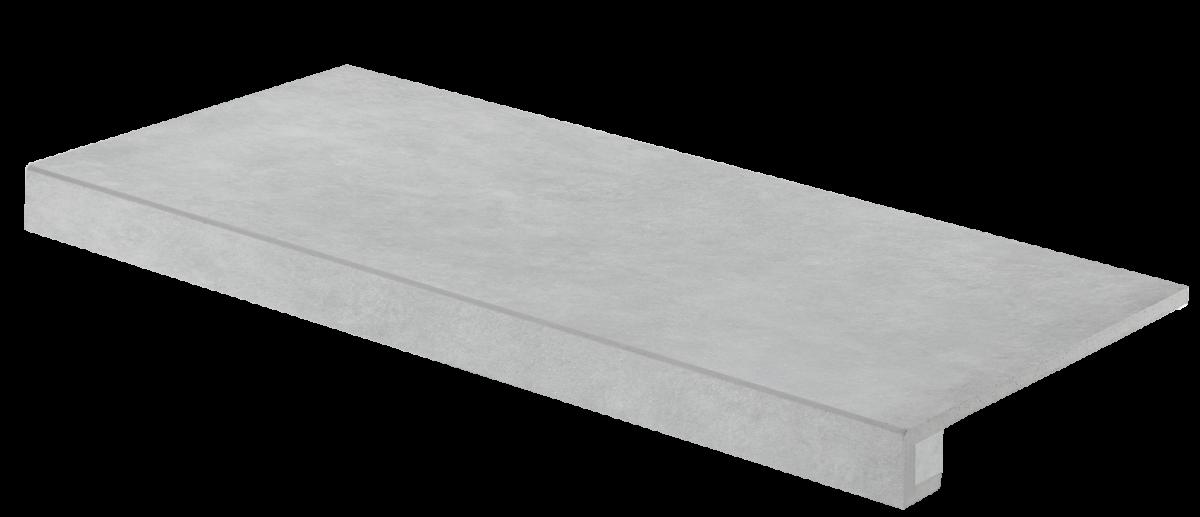Schodová tvarovka EXTRA, 40 x 80 cm, Světle - šedá