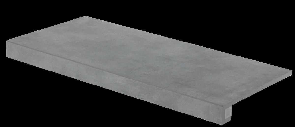 Schodová tvarovka EXTRA, 40 x 80 cm, Tmavě - šedá