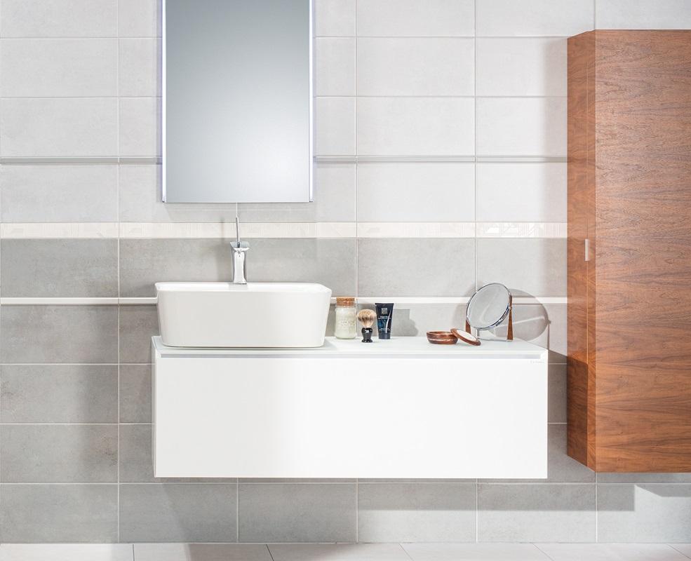 Koupelnové obklady a dlažba Extra