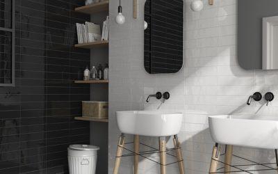 Pro stylovou atmosféru a vzhled moderní kuchyně i koupelny