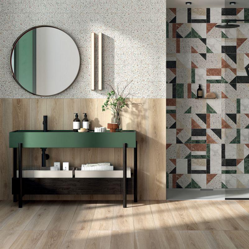 Moderní koupelnové obklady Play