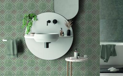 Stylový optimismus a klid moderní koupelny