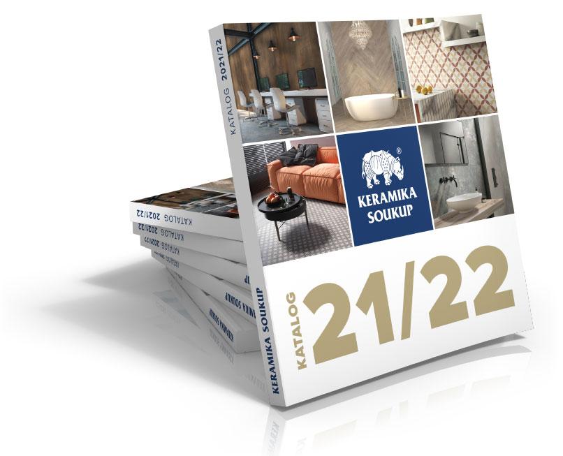 Katalog Obklady a dlažby 2021 KERAMIKA SOUKUP